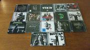 17 Bushido Alben CD Sammlung