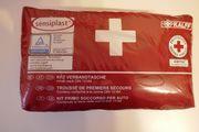Verbandskasten Sensiplast haltbar 09 2023