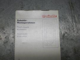 Siedle Montagerahmen für UP ZRU: Kleinanzeigen aus Otterstadt - Rubrik Sonstiges Material für den Hausbau
