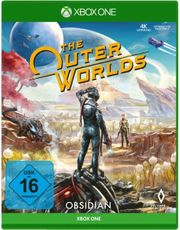 The Outer Worlds Xbox One-Spiel