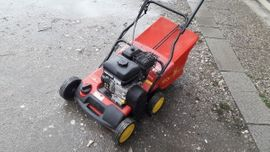 Benzin Vertikutierer Rasenlüfter mieten leihen: Kleinanzeigen aus Fridolfing - Rubrik Gartengeräte, Rasenmäher