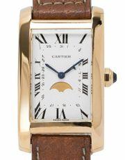 Cartier Tank Americaine 819908 Gelbgold