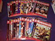 Newsweek englische Zeitschrift 1999 2000