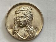 Gedenkmünze Münze Angelika Kauffmannn 1741-1807