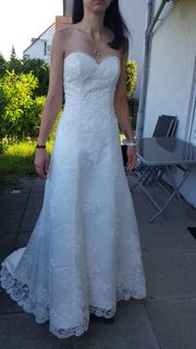 Brautkleid in Größe 38