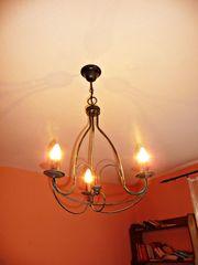 Tolle Deckenlampe Lampe Deckenleuchte Metall