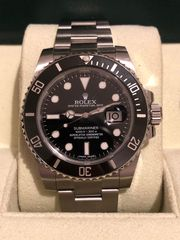 Rolex Submariner 116610LN Fullset DE