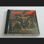 CD Saxon Unleash The Beast