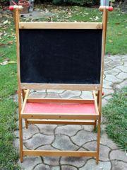 Alte Schultafel für Kinder
