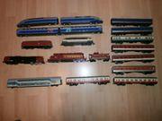Eisenbahn Gleichstrom 3 Loks 1