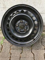 4x Stahlfelgen für Mercedes