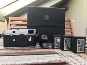 Leica M-P 240 silber