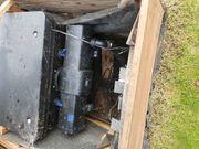 Filteranlage für den Teich