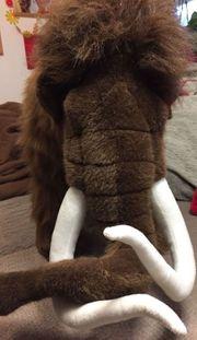 großes Mammut Reittier 1a Zustand