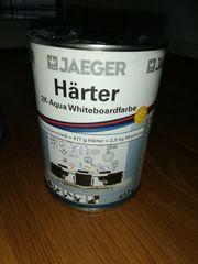 Whiteboardfarbe Jäger härter 2 5