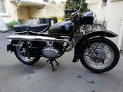 Oldtimer Motorrad Adler MB250