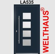 Haustür WeltHaus WH75 Aluminium mit