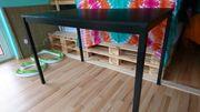 IKEA Tisch dunkelbraun