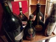 Konvolut 5 Flaschen Armagnac