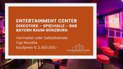 Entertainment Center mit Immobilie