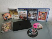 Playstation 2 Slim komplett mit