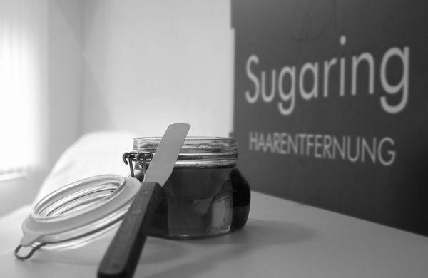 Massage Sugaring Rasur