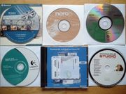 6 1 original CD-Roms neu