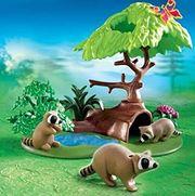 Playmobilsammlung mit vielen Tieren