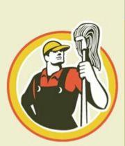biete Unterstützung bei Reinigung im