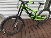 YT Downhill Bike Tunes
