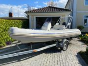 Grand GL480 Rib Festrumpfschlauchboot Schlauchboot