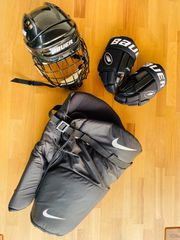 Eishockey Ausrüstung Junior komplett