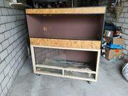 120x60x120 osb Holz terrarium nagarium