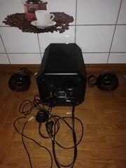 PHILIPS Multimedia Lautsprecher System 2