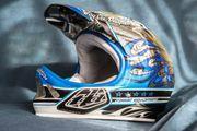 Downhill-Helm Troy Lee Design D2