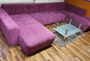 Lounge Sofa inkl Tisch
