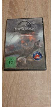 DVD Jurassic World Das Gefallene