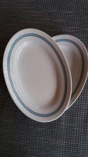 Blaurand 2 Stk oval ANGEBOT