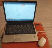 Notebook Amilo sofort einsatzbereit mit