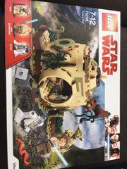 Lego Star Wars- Yodas Hut