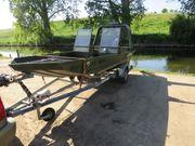 Alumacraft Alu Boot Mercury 15