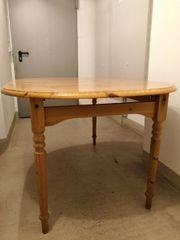 Küchen- Esszimmertisch mit 4 Stühlen