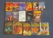 Büchersammlung Resident Evil John Sinclair