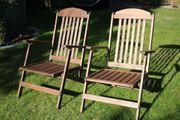 Ikea Deckchair Gartenstuhl Liege Holz