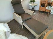 Garpa Savannah Deck Chair mit