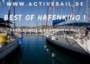 Motor Manövertraining für die Segelyacht