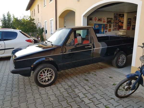 VW Caddy 14D 1 6