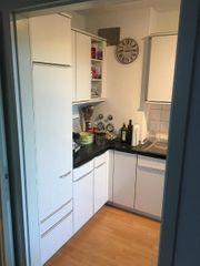 Küche mit Elektrogeräte 600 VB