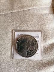 Steffi Graf 5 Dollar Münze 10