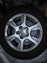 Audi A4 Alu Felgen mit